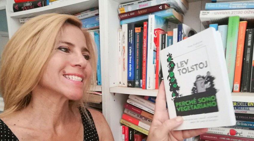 """Leggi con Barbara le riflessioni di Lev Tolstoj, autore del libro """"Perché Sono Vegetariano""""."""