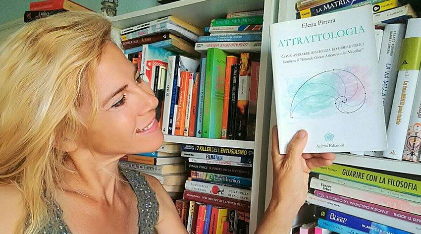 """Barbara ha intervistato Elena Pirrera, autrice del libro """"Attrattologia"""""""