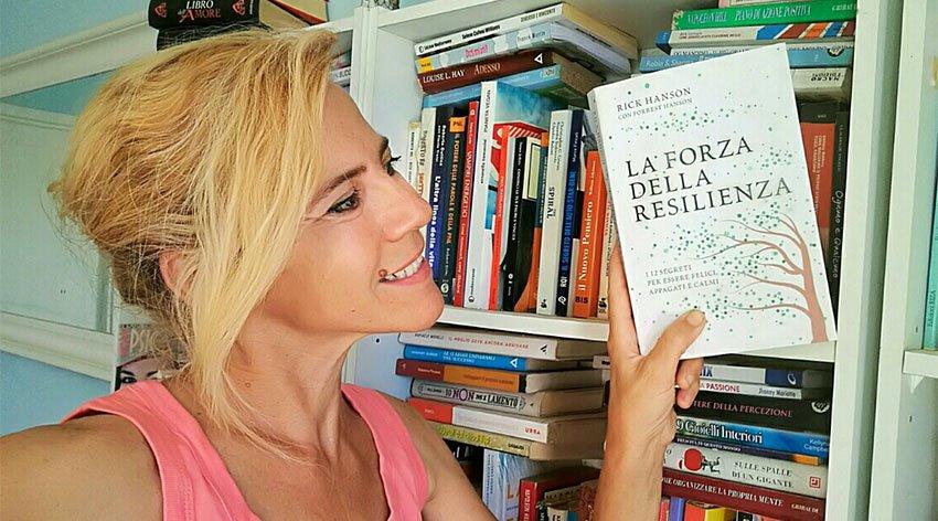"""Barbara ha intervistato Forrest Hanson, autore del libro """"La Forza della Resilienza""""."""