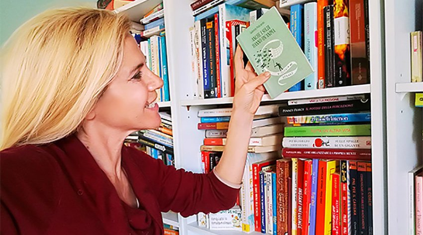"""Barbara ha intervistato Gabriele Policardo, autore del libro """"Anche i Soldi hanno un'Anima""""."""