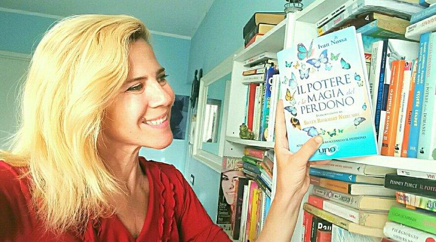 """Barbara ha intervistato Ivan Nossa, autore del libro """"Il Potere e la Magia del Perdono"""""""