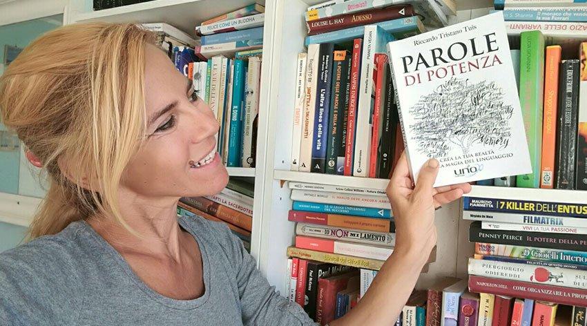 """Barbara ha intervistato Riccardo Tristano Tuis, autore del libro """"Parole di Potenza""""."""