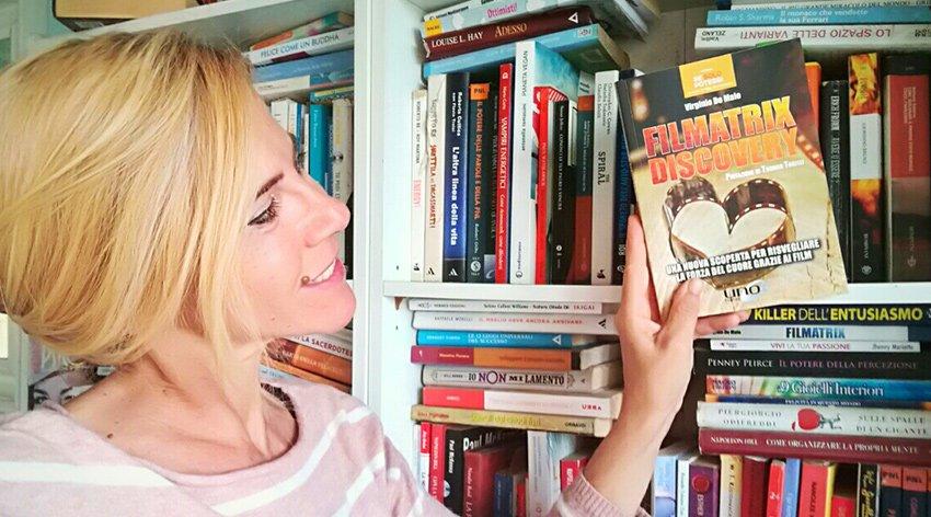 """Barbara ha intervistato Virginio De Maio, autore del libro """"Filmatrix Discovery""""."""