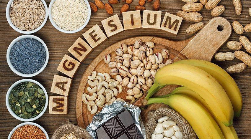 Le proprietà del magnesio, i benefici per la salute e i cibi che ne sono ricchi.