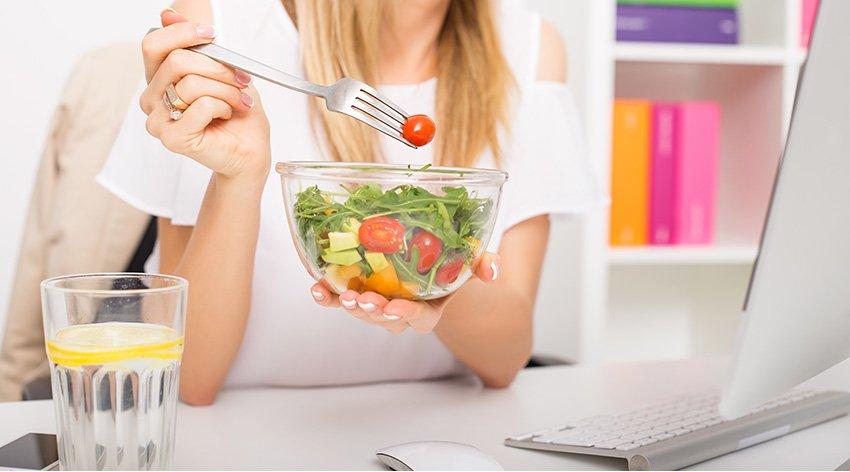 Mangiare sano fuori casa