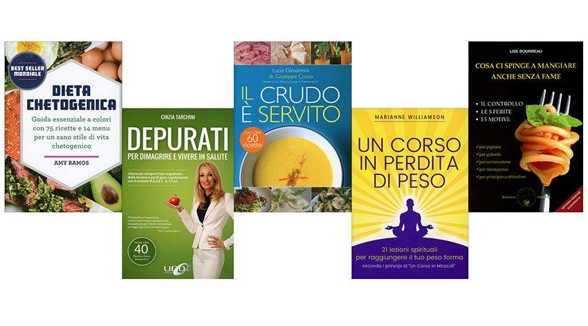 Se vuoi perdere peso leggi i nostri migliori libri per dimagrire e perdi i tuoi chili di troppo.