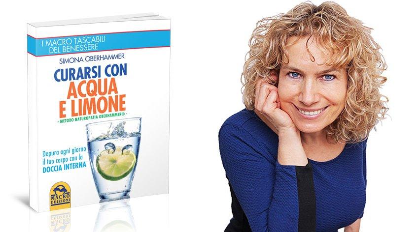 Curarsi con Acqua e Limone - Simona Oberhammer