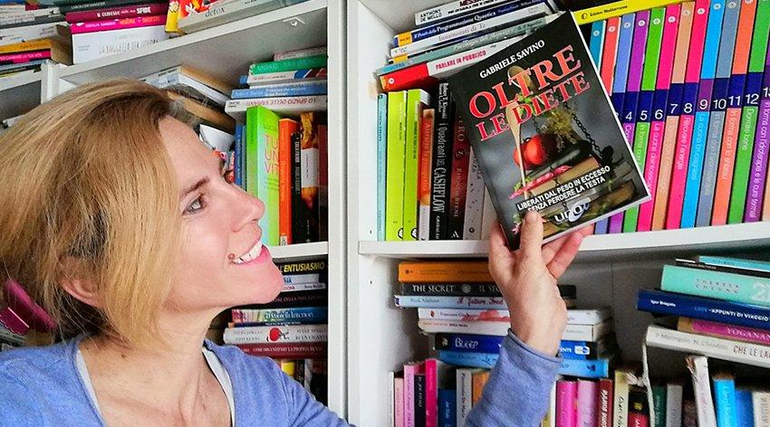 """Barbara ha intervistato Gabriele Savino, autore del libro """"Oltre le Diete""""."""