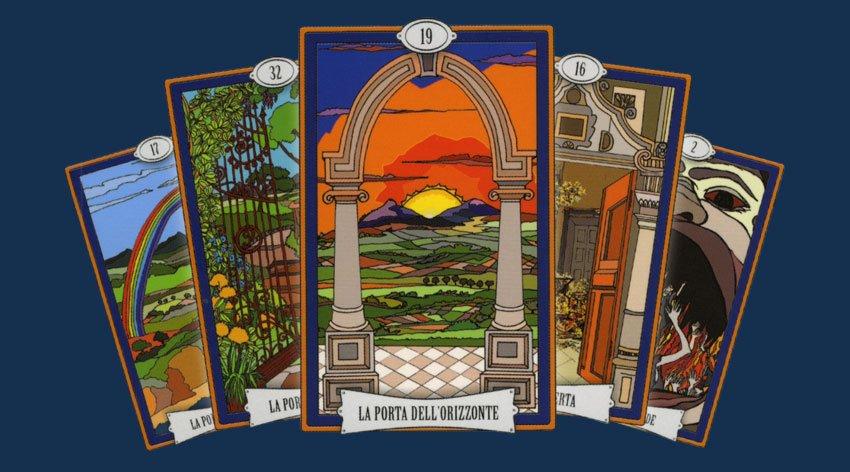 Il simbolo della porta nelle Carte dell'Oracolo
