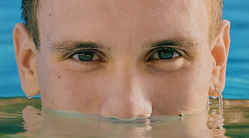 Manuel Bortuzzo: l'acqua è il mio elemento