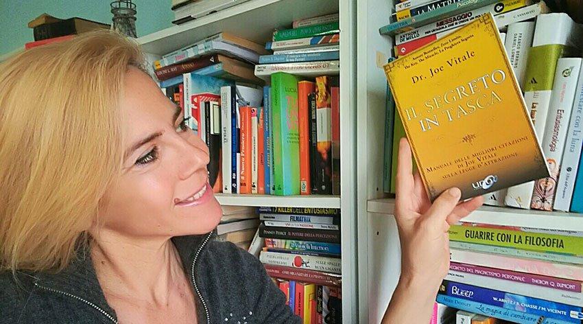 """Barbara ha intervistato Joe Vitale, autore del libro """"Il Segreto in Tasca""""."""