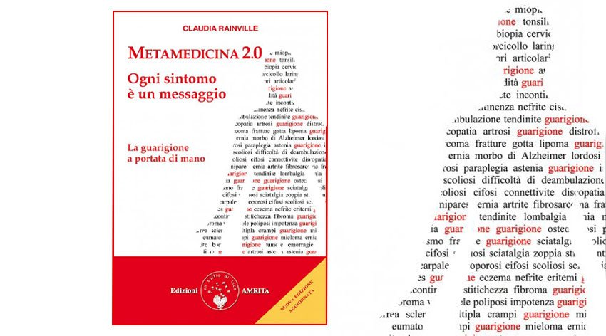 Anteprima del libro: Metamedicina 2.0 - Ogni Sintomo è un Messaggio