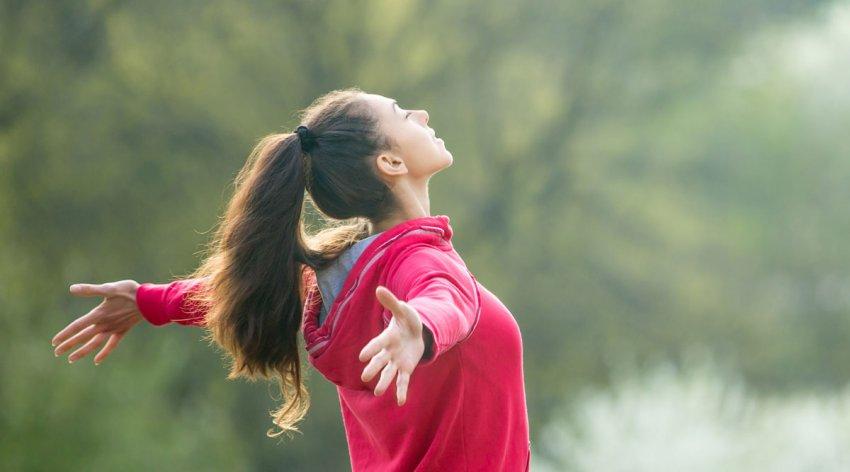Svulippare la percezione del respiro