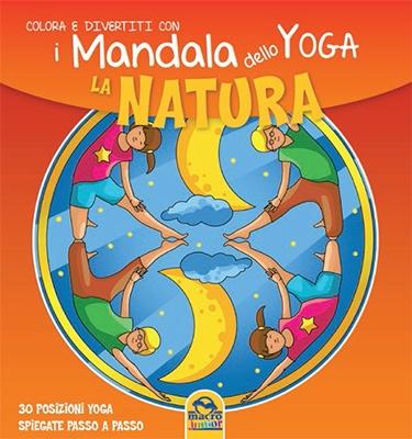 """Anteprima del libro """"I Mandala dello Yoga - La Natura"""""""