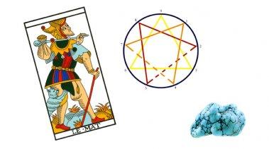 Enneagramma, Tarocchi e Cristalli: tre sentieri che diventano uno