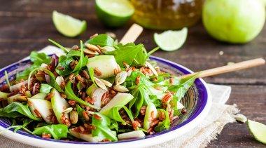 Insalate invernali: 5 ricette facili e gustose