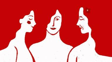 Le fasi della vita della donna