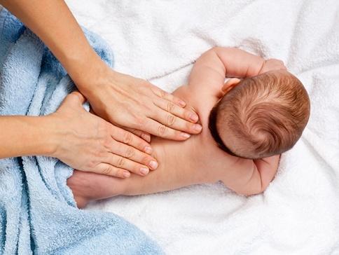 Massaggio Tuina per bambini: squilibrio energetico degli Organi Interni