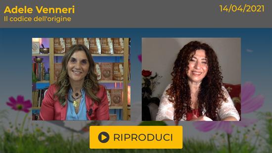 """Webinar Gratuito con Adele Venneri: """"Il Codice dell'Origine"""""""