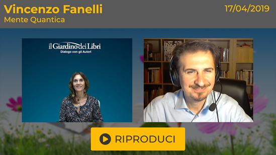 """Webinar Gratuito: """"La Mente Quantica per realizzare la vita desiderata"""" con Vincenzo Fanelli"""