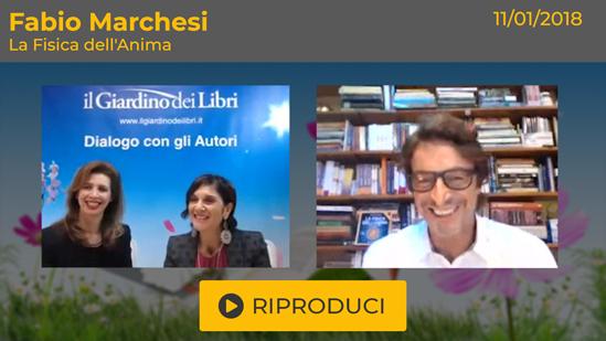 """Webinar Gratuito: """"La Fisica dell'Anima"""" con Fabio Marchesi"""