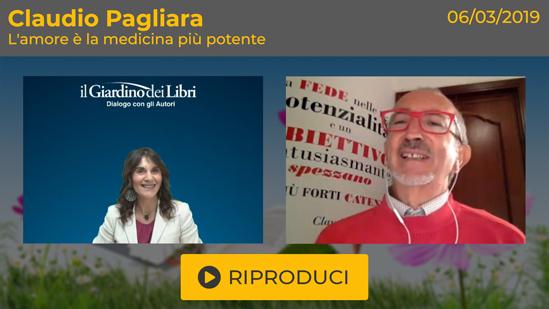 """Webinar Gratuito: """"L'Amore è la Medicina più potente"""" con il Dott. Claudio Pagliara"""