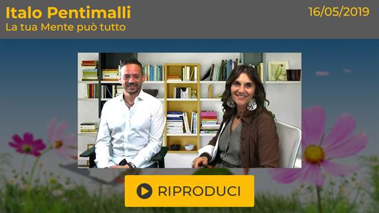 """Webinar Gratuito: """"La tua Mente può tutto"""" con Italo Pentimalli"""