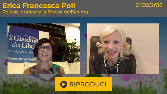 """Webinar Gratuito: """"Poiesis – Praticare la Poesia dell'Anima"""" con Erica Francesca Poli"""