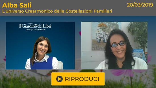"""Webinar Gratuito: """"Il Movimento Primario delle Costellazioni Crearmoniche"""" con Alba Sali"""