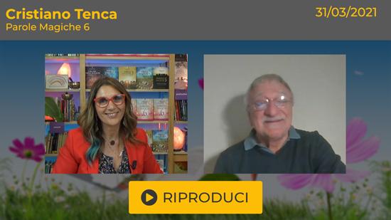 """Webinar Gratuito con Cristiano Tenca: """"Parole Magiche"""""""