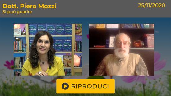 """Webinar Gratuito con il Dottor Mozzi """"Si Può Guarire"""""""