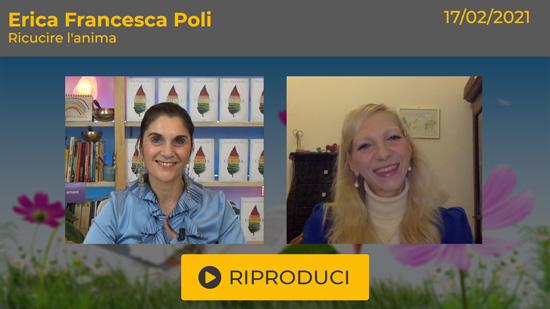 Webinar Gratuito con Erica Francesca Poli: Ricucire l'Anima