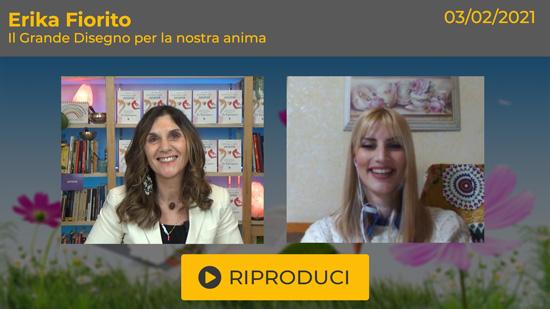 Webinar Gratuito con Erika Fiorito: Il Grande Disegno per la Nostra Anima