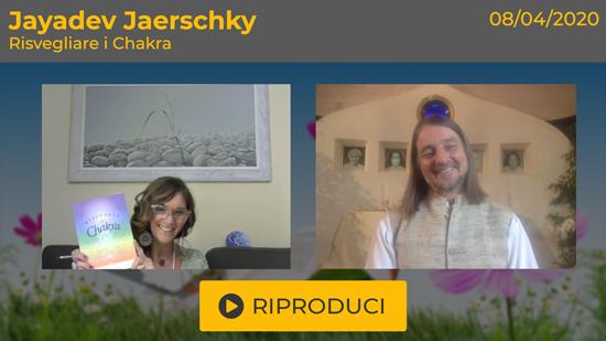 "Webinar gratuito ""Risvegliare i Chakra"" con Jayadev Jaerschky"