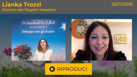 """Webinar Gratuito: """"Oracolo dei Registri Akashici"""" con Lianka Trozzi"""