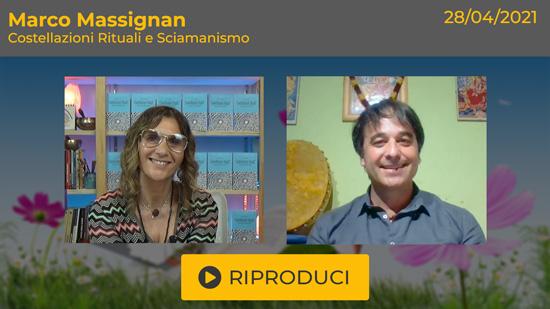 """Webinar Gratuito con Marco Massignan: """"Costellazioni Rituali e Sciamanesimo"""""""