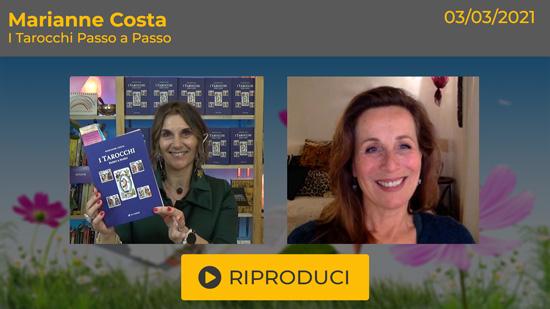 Webinar Gratuito con Marianne Costa: i Tarocchi Passo a Passo