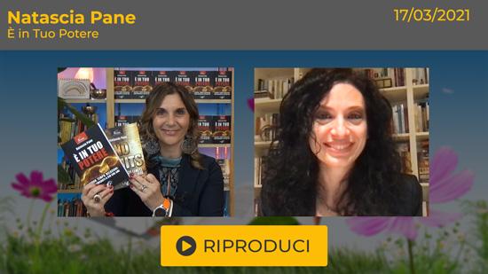 """Webinar Gratuito con Natascia Pane: """"È in Tuo Potere"""""""