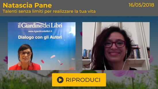 """Webinar Gratuito: """"Talenti senza limiti per realizzare la tua vita"""" con Natascia Pane"""