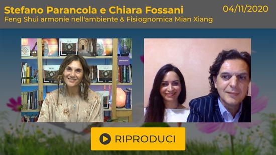 Webinar Gratuito con Stefano Parancola e Chiara Fossani: Feng Shui e Fisiognomica Mian Xiang