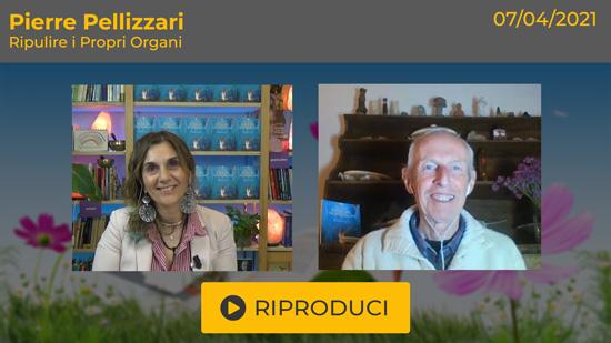 """Webinar Gratuito con Pierre Pellizzari: """"Ripulire i Propri Organi"""""""