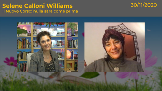 """Webinar Gratuito con Selene Calloni Williams: """"Il Nuovo Corso: nulla sarà come prima. Cambia te stesso per rinascere più forte che mai"""""""