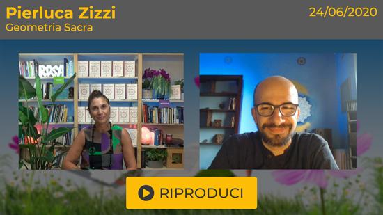 "Webinar Gratuito ""Geometria Sacra"" con Pierluca Zizzi"