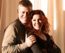 Maurizio Lambardi e Gloria di Capua - Foto autore