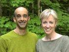 Jay Sinha e Chantal Plamondon - Foto autore